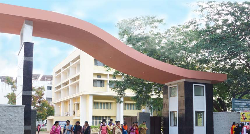 Avinashilingam University For Women Coimbatore 641043 Tamil Nadu India